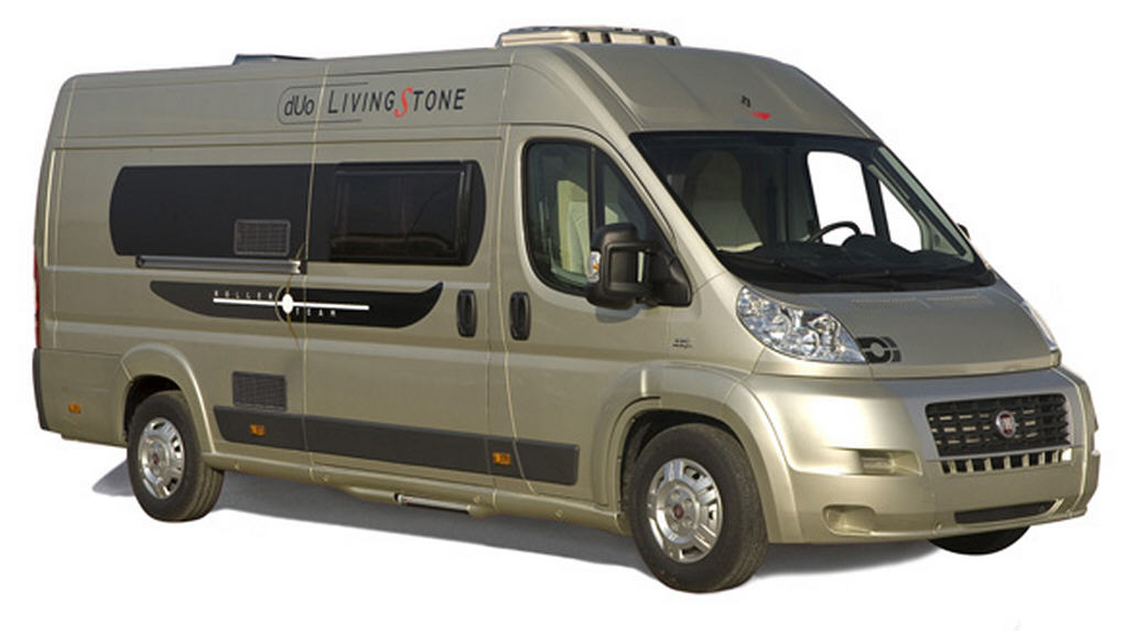Roller Team LIVINGSTONE DUO ACTIVE - Exterior